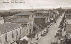 Passeggiando nella storia di Riccione. Visite guidate le domeniche di agosto nei dintorni di Viale Ceccarini alla scoperta dell'arte e della storia di Riccione