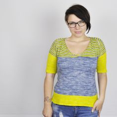 Ravelry: Shawl Shirt pattern by Susanne Sommer