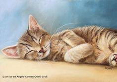 Angela-Carmen Griehl-Groß Pastel Painting