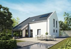 Günstig bauen - Buchenallee nordic - Ein Fertighaus von-GUSSEK HAUS