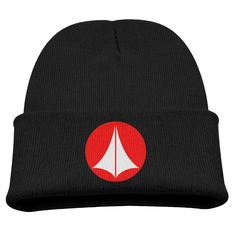 Robotech Macross Saga Symbol Logo Kids Skullies And Beanies Black. Surface Material: 85% Cotton. Knit Beanies. Stylish Outdoor Activities. 7.8 Inch Depth. Hand Wash.