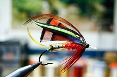 Partridge Bartleet Traditional 3/0 By Manfred Dillinger