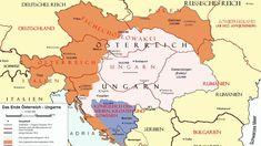 Calendar 4 iunie: 1920 - A fost semnat Tratatul de la Trianon Austria Map, Austria Travel, Budapest, Ukraine, Europe Centrale, Treaty Of Versailles, Poland Germany, Austrian Empire, Contemporary History