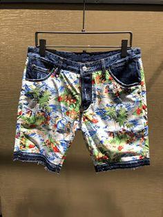 Dsquared2 d2 dsq2 jeans D55# size:44-46-48-50-52-54   Mr. Chen Blog Washed Denim, Blue Denim, Chino Shorts, Denim Shorts, Inside Shop, Patterned Jeans, Boys Pants, Denim Jeans Men, Sexy Men