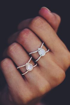 """  Christina   I like the style of the ring I just feel that there are to many """"diomands""""."""