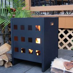 Deeco Fold And Go Fire Pit By Deeco Consumer Products