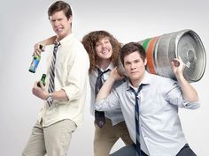 Is Workaholics ending? Star Anders Holm has been cast in a new FOX pilot. What do you think? Are you a fan of the Comedy Central series?