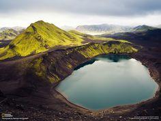 Tjörvafell, Iceland