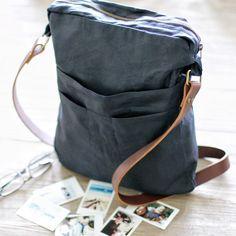 Merchant and Mills - the Flight Bag