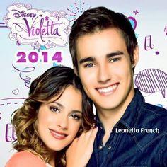2014 Violetta