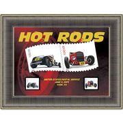 Hot Rods Framed Art