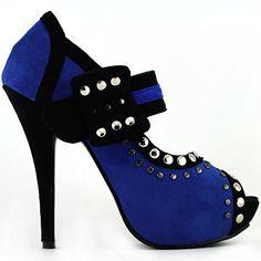Show Story Royal Blue Black Two Tone Metal Stud Bow High Heel Stiletto Platform Pumps,LF30461BU35,4US,Blue Show Story http://www.amazon.com/dp/B00OKASI2I/ref=cm_sw_r_pi_dp_AeNmvb19278PG