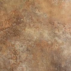 FLOORS 2000�7-Pack 18-in x 18-in Altamira Lava Glazed Porcelain Floor Tile