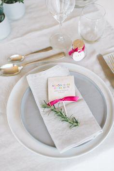 Ein Dankeschön für Eure Lieben: individuelle Gastgeschenke - Hochzeitsblog Fräulein K. Sagt Ja - Partyshop