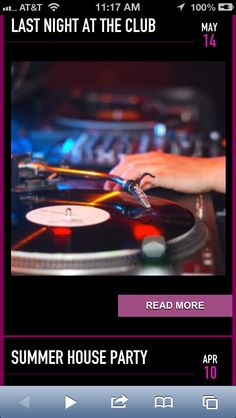Gorilla Themes have released a fresh version of their Dance Floor 2.5 WordPress Theme