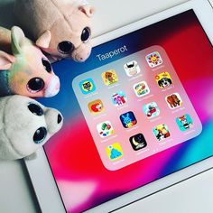 10 opettavaista iPad-peliä lapsille Brown Bear, Ipad, Android, Shapes, Iphone, Mini, Color, Colour, Colors