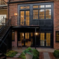 Black Windows Design, Pictures, Remodel, Decor and Ideas - page 11