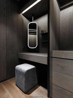 Enhance Your Senses With Luxury Home Decor Wardrobe Dresser, Wardrobe Closet, Walk In Closet, Apartment Interior, Home Interior, Modern Interior Design, Lobby Interior, Dresser Table, Dressing Room Design