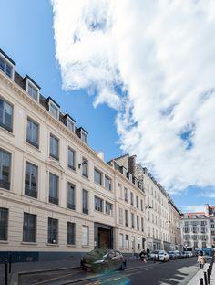 Hotel Le Grand Quartier Paris will take up its quarter in 2018.