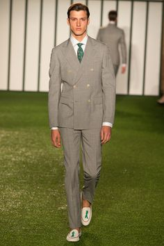 The Great British Summer: Look 027 LCM SS15