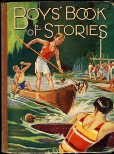 Boys Book of Stories c1935 - Scarce
