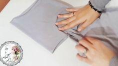 تفصيل حجاب النينجا Ninja scarf tube underscarf and chiffon hijab… Chiffon Hijab, Hijab Gown, Turban Hijab, Turban Headband Tutorial, Scarf Tutorial, Turban Headbands, Hat Patterns To Sew, Sewing Patterns Free, Henna Patterns