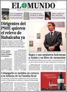 kiosko warez - El Mundo - 08 Noviembre 2013 - PDF - IPAD - ESPAÑOL - HQ