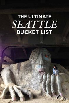 Ultimate Seattle Bucket List Things to Do in Seattle WA) If you're visiting or live in Seattle, here is the Ultimate Seattle Bucket List. It's 101 Things to Do in Seattle WA. Washington State, Seattle Washington, Seattle Vacation, Seattle Travel, Seattle Weekend, Seattle Sights, Visiting Seattle, Vacation Ideas, Northern Lights