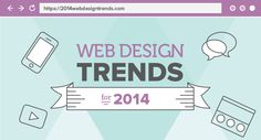 9 Web Design Trends to look for in 2014
