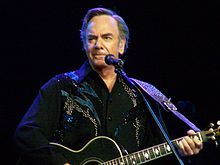Neil Leslie Diamond is an American singer-songwriter with a career that began in the 1960s. Diamond has sold over 125 million records worldwide including 48 million in the United States alone.