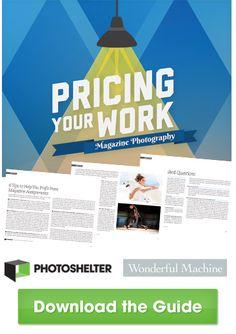 Pricing Magazine work