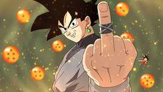 Black Goku Wallpaper by lucario-strike