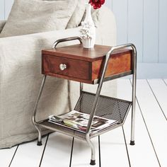 Fabian Side Table - Side Tables - Furniture
