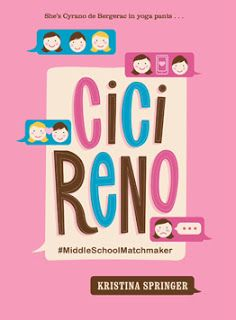 The Write Stuff: Cici Reno  -- Review and Giveaway
