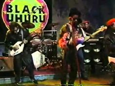 Black Uhuru - Hey Joe (Live at VH1)