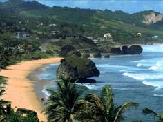 High resolution nature desktop wallpaper of Tropical Bathsheba Barbados West Indies (ID: West Indies, The Places Youll Go, Places To See, Ecuador, Beautiful Islands, Beautiful Places, Bridgetown Barbados, Tableaux D'inspiration, Barbados Beaches