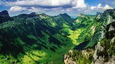 #4k wallpaper valley (3840x2160)