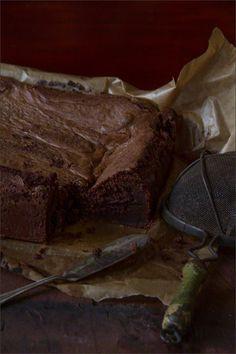 Spittoon ultimate brownies *** Altra ricetta di base. Nei brownies, prima o poi, mi dovrò cimentare...