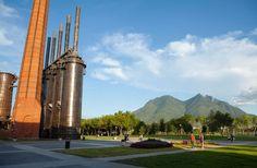 Parque Fundidora, Monterrey, México.
