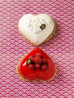 #saintvalentin2015 #ValentineDay #Food #Yummy #Cake #Dalloyau