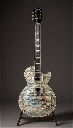 Gibson Custom Shop Les Paul Faded Denim