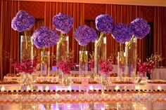 ORNATUS EVENTS PRODUCTIONS www.ornatus-events.com Passion for Decor - Luxury Weddings - Wedding Decor Ideas - Flowers - Miami Weddings - Miami Events - Wedding Style - Modern Weddings - Wedding Inspiration - Centerpieces - Linnens - Lighting - Candles - Dessert tables - Purple Wedding Decor.