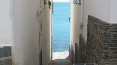 Cadaques, Spain #travel #destination Cadaques Spain, Spain Travel Guide, Fishing Villages, The Province, Beautiful Architecture, Local Artists, Over The Years, Places, Lugares