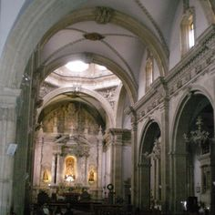 Cathedral. Chihuahua, chih
