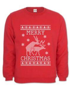 Reindeer Humping Ugly Christmas Sweat... $16.95