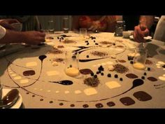 Final Dessert of 20 Course Meal at Alinea - YouTube