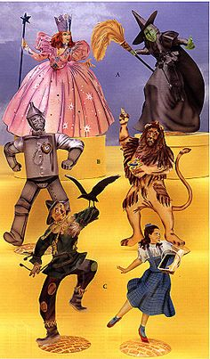 Wizard of Oz Closeouts II