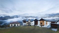 Grosse Scheune: Umbau in der Schweiz