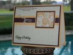 Splitcoaststampers FOOGallery - Flower Happy Birthday