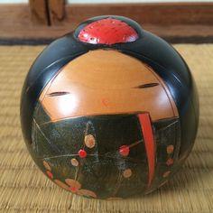Vintage Made in Japan Kokeshi Doll
